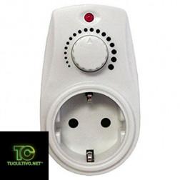 Regulador de potencia Dimmer para ventilador