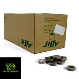 Caja Jiffy discos 33 mm