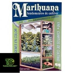 Marihuana, fundamentos de cultivo Jorge Cervantes