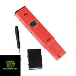 Lápiz Medidor de pH Wassertech