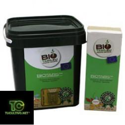 Bio Tabs 10 y 100 Tabletas de fertilizante orgánico