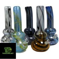 Bongs de cristal Fuzion de varios tamaños