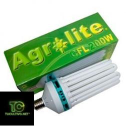 Fluorescentes crecimiento Agrolite bajo consumo