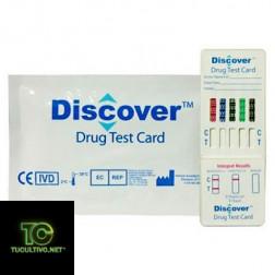 Test de control 5 drogas orina