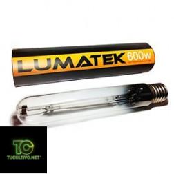 Bombilla Lumatek HPS 600 w mixta