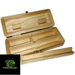 Caja de liar de madera