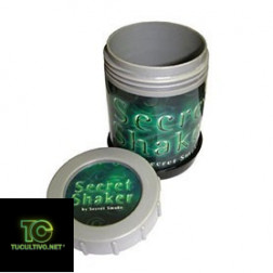 Secret Shaker Extracción Resina en Seco